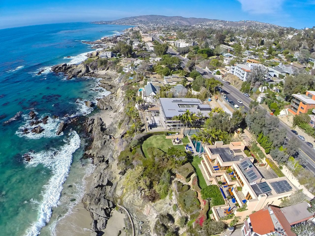 Rockledge by the Sea a true Luxury Oceanfront Estate